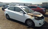 2012 HYUNDAI ACCENT GLS/GS #1549306853