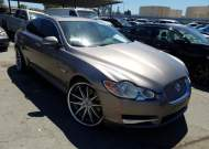 2010 JAGUAR XF SUPERCH #1552888816