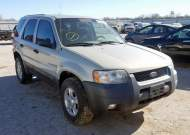 2003 FORD ESCAPE XLT #1561534163