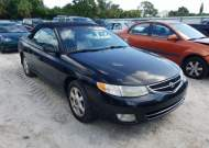 2001 TOYOTA CAMRY SOLA #1575137639