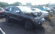 2017 JEEP GRAND CHEROKEE LIMITED #1575892236