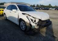 2015 HONDA ACCORD EXL #1582013503