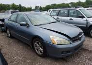 2007 HONDA ACCORD SE #1586031843