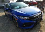 2019 HONDA CIVIC SI #1589548846