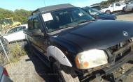 2002 NISSAN FRONTIER 2WD XE #1592484769