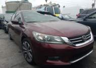2014 HONDA ACCORD SPO #1592736843