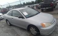 2001 HONDA CIVIC LX #1596864716