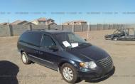 2007 CHRYSLER TOWN & COUNTRY LWB TOURING #1611278019