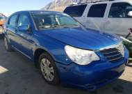 2007 CHRYSLER SEBRING TO #1612026869