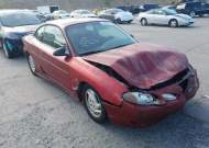 2001 FORD ESCORT ZX2 #1612026886
