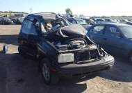 2003 CHEVROLET TRACKER LT #1613526009