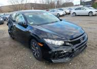 2019 HONDA CIVIC LX #1617589203