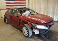 2014 KIA OPTIMA EX #1624668973