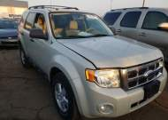 2009 FORD ESCAPE XLT #1626447706