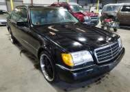 1992 MERCEDES-BENZ 300 SD #1632721139