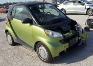 2011 SMART FORTWO PUR #1633277749