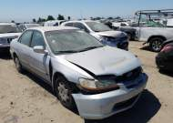 2000 HONDA ACCORD LX #1636590216