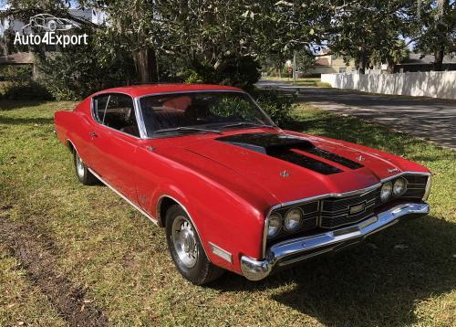 1969 MERCURY CYCLONE #1636977753