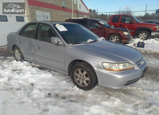 2002 HONDA ACCORD SDN EX #1637425373