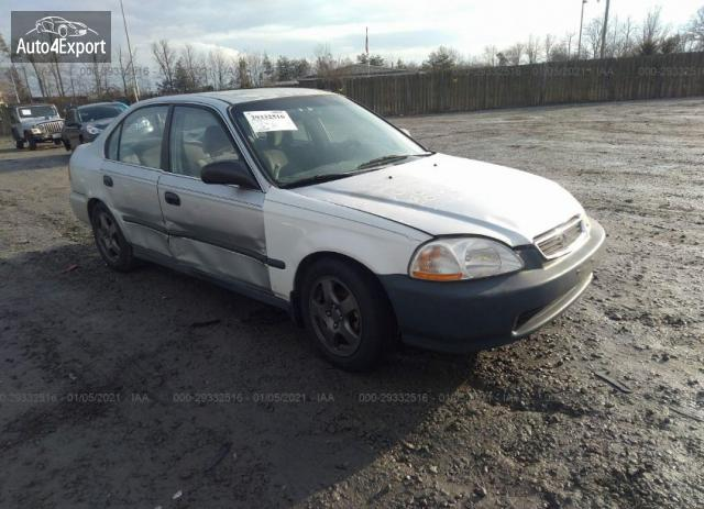 1998 HONDA CIVIC LX #1637426019