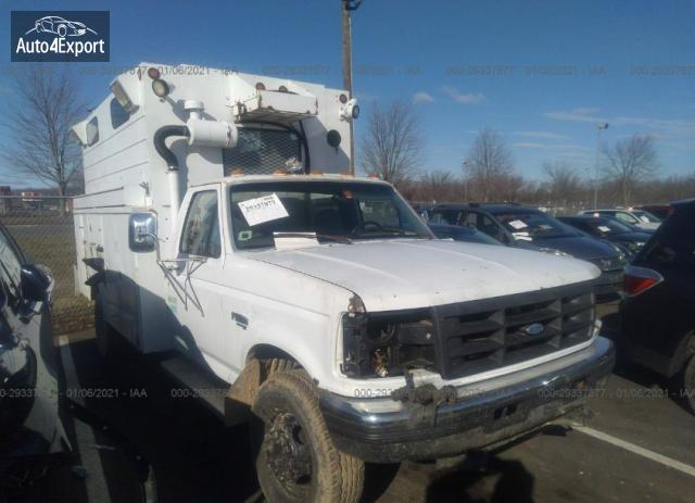 1997 FORD F-SUPER DUTY CHASSIS CAB #1637913429