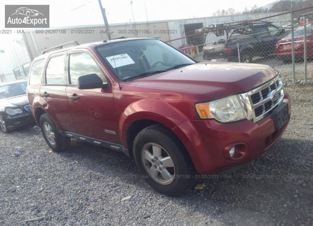 2008 FORD ESCAPE XLT #1639958879