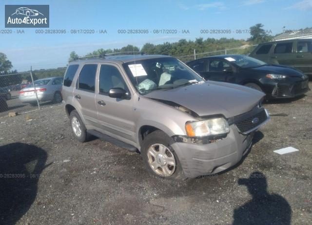 2001 FORD ESCAPE XLT #1639959153