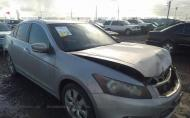 2008 HONDA ACCORD SDN EX-L #1639966256