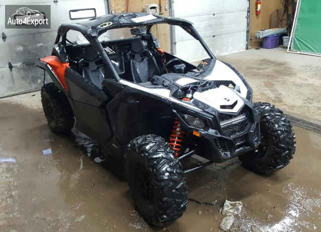 2020 CAN-AM MAVERICK X #1640101979
