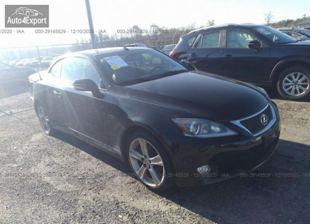 2012 LEXUS IS 250C #1640473993
