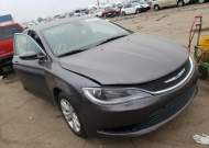 2015 CHRYSLER 200 LIMITE #1640515806