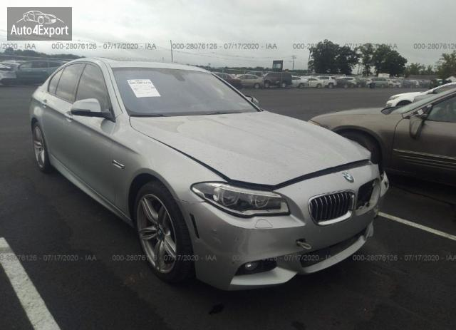2015 BMW 5 SERIES XI #1640962566