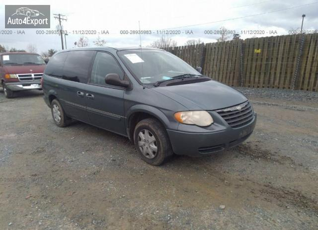 2005 CHRYSLER TOWN & COUNTRY LX #1640981193