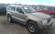 2005 JEEP GRAND CHEROKEE LIMITED #1641008099