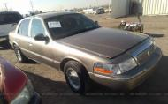 2004 MERCURY GRAND MARQUIS LS #1641013473