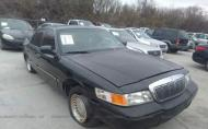 1999 MERCURY GRAND MARQUIS LS #1641013479