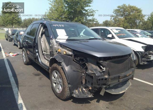 2014 CHEVROLET TRAVERSE LS #1644127729