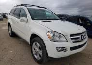 2007 MERCEDES-BENZ GL 450 4MA #1644268333
