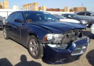 2013 DODGE CHARGER SX #1646397519