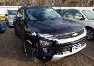 2021 CHEVROLET TRAILBLAZE #1646412363