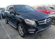 2017 MERCEDES-BENZ GLE 350 #1654959943