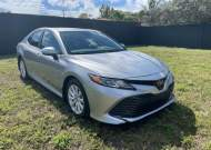 2020 TOYOTA CAMRY LE #1656912539