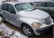2001 CHRYSLER PT CRUISER #1657800203