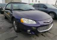 2001 CHRYSLER SEBRING LI #1657897669