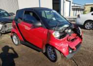 2009 SMART FORTWO PAS #1660629523