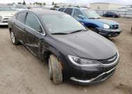 2015 CHRYSLER 200 LIMITE #1660785479