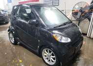2008 SMART FORTWO PAS #1661122336