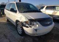 2001 CHRYSLER TOWN & COU #1661664219