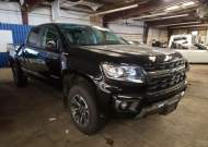 2021 CHEVROLET COLORADO Z #1662477096