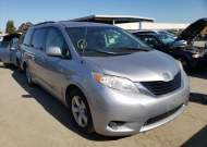 2012 TOYOTA SIENNA LE #1663043363